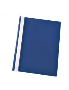 Cartellina Ppl Con Fermafogli 21X29,7 Blu Report File Esselte - 28315 - (conf. 25)