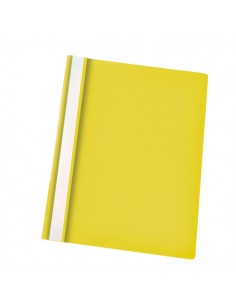 Cartellina Ppl Con Fermafogli 21X29,7 Giallo Report File Esselte - 28318 - (conf. 25)