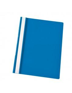 Cartellina Ppl Con Fermafogli 21X29,7 Azzurro Report File Esselte - 28322 - (conf. 25)
