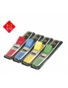 Pack 4+2 Blister 140 Index Mini In 4 Colori Classici - 30007