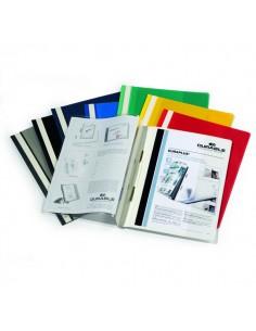 Cartellina A4 Ad Aghi Personalizzabile Blu Duraplus 2579 - 2579-07 - (conf. 25)