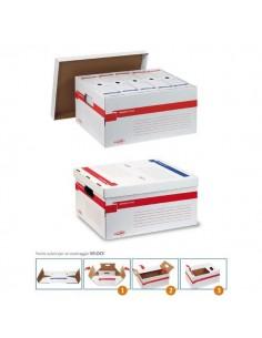 Scatola Archivio Con Coperchio Memory X File 37X27X52Cm - 673200