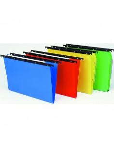 Cartella Sospesa In Ppl Cassetto 39/V Colori Ass. 500/395 Cartesio Pp - 500/395-A7 - (conf. 25)