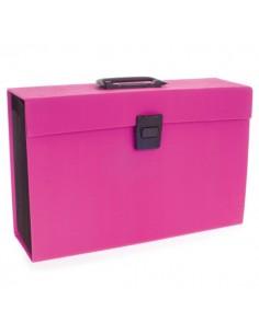 Archiviatore A Soffietto Rosa 19Tasche Joy Rexel - 2104018