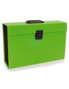 Archiviatore A Soffietto Verde Lime 19Tasche Joy Rexel - 2104021
