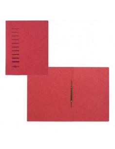 Cartellina Rossa In Cartone Con Pressino Fermafogli A4 Pagna - 28001-01 - (conf. 25)
