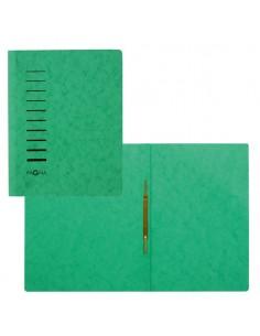 Cartellina Verde In Cartone Con Pressino Fermafogli A4 Pagna - 28001-03