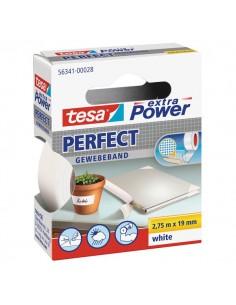 Nastro Adesivo Telato 19Mmx2,7Mt Bianco 56341 Xp Perfect - 56341-0002803