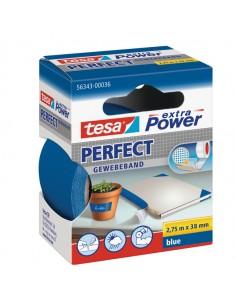 Nastro Adesivo Telato 38Mmx2,7Mt Blu 56343 Xp Perfect - 56343-00036-03