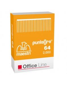 Scatola 2000 Punti Oro 6/4 Ro-Ma - 1001101 - (conf. 10)