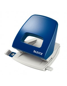 Perforatore 2 Fori Metal Rim 5005 Max 25Fg Blu Leitz - 50050035