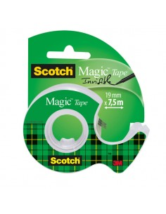 Scotch Magic 810 In Chiocciola 19Mmx7,5M - 95756