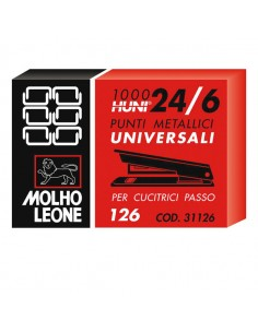 Scatola 1000 Punti 126 (24/6) Leone - 31126