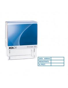 """Timbro Printer 20/L G7 Autoinchiostrante 14X38Mm """"Data Arrivo..."""" Colop - PRINTER.20/L3"""
