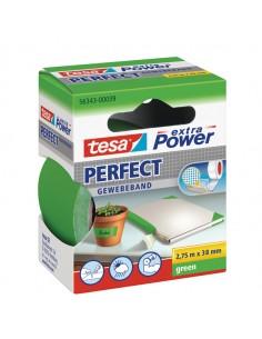 Nastro Adesivo Telato 38Mmx2,7Mt Verde 56343 Xp Perfect - 56343-0003903