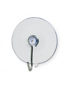 Scatola 144 Ventose Diam.6Cm C/Gancio Metallo Art.625 - 625