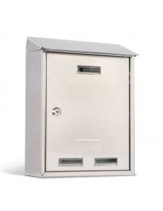 Cassetta Postale 35X45X15Cm Inox Serie Elios - 3100X/4
