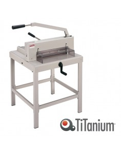 Taglierina A Leva X Alti Spessori Ti3941 Titanium - 3941-TI