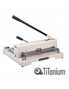 Taglierina A Leva X Alti Spessori 3943 Titanium - 3943-TI