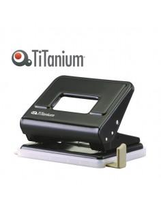 Perforatore 2 Fori In Metallo Nero Titanium - TI2051N