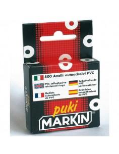 Dispenser Da 500 Salvabuchi Adesivi Trasparente - X260PUKIT