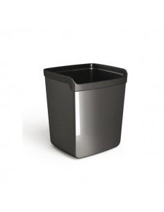 Bicchiere Portapenne Mydesk Nero Arda - 8111N