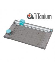 Taglierina A Lama Rotante 3In1 A4 13939 Titanium - 13939