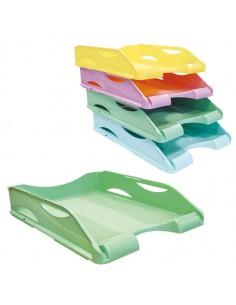 Portacorrispondenza Keep Colour Pastel Verde Arda - 65510PASV