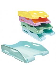 Portacorrispondenza Keep Colour Pastel Azzurro Arda - 65510PASBL