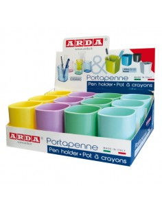 Portapenne Keep Colour Pastel Col. Ass. Arda - 4111PASESP - (conf. 12)