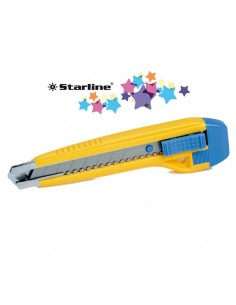 Cutter 18Mm Con Bloccalama Premium Starline - STL (SX-45)