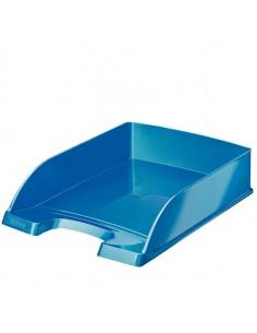 Portacorrispondenza Leitz Plus Standard WOW color - azzurro perlato - 52263036 (pz. 1)