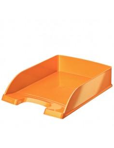 Portacorrispondenza Leitz Plus Standard WOW color - arancio perlato - 52263044 (pz. 1)
