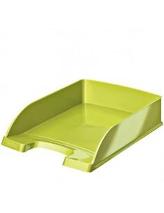 Portacorrispondenza Leitz Plus Standard WOW color - verde lime perlato - 52263064 (pz. 1)