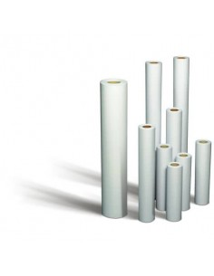 Carta plotter Rotomar per grandi formati 91,4 cm x 150 mt 80 g/m² - PLTOP0914150801