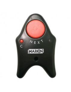 Radiocomando per eliminacode MARKIN 100x60x25mm Y610RAD