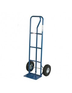 Carrello in acciaio Serena Group 55 x 46 x h. 130 cm blu HT1805