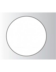 Rt. 500 Etichette Antitaccheggio - f.to Ø 40 mm - disat. - 8,20MHz - bianca (ordine minimo 4 rt.)