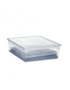 Contenitore multiuso TERRY Light Box 52 XL 36 lt. trasparente 1002676