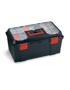 """Portautensili TERRY Tool Case 22"""" nero/rosso 1001355"""