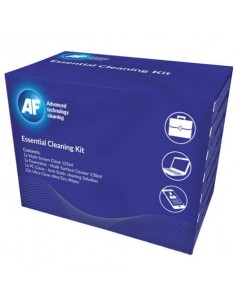 Kit detergente AF International Essential Cleaning AECK001