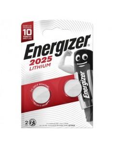 Batterie al litio a bottone ENERGIZER CR2025 conf. da 2 - E301021503