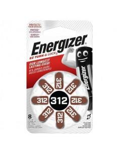 Batterie a bottone ENERGIZER 1312 conf. da 8 - E301431801