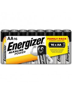 Batterie ENERGIZER Alkaline Power ROSSO conf. da 16 - E300173003
