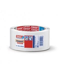 Nastri adesivi per la spedizione tesa Professional 4024 PV 2 acrilico 50mmx66m bianco - 04024-00209-04