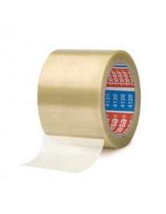 Nastri adesivi per la spedizione tesa 4120 in PVC 75mm x 66m trasparente 04120-00009-00