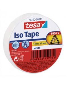 Nastri isolanti tesa autoestinguente 15mm x 10m bianco 56192-00011-02