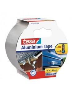 Nastri speciali tesa per riparare superfici metalliche alluminio 50 mm x 10 m - 56223-00000-01