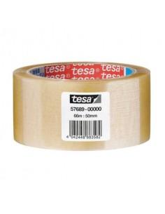 Nastri adesivi per la spedizione tesa acrilico 50 mm x 66 m trasparente 57689-00000-00