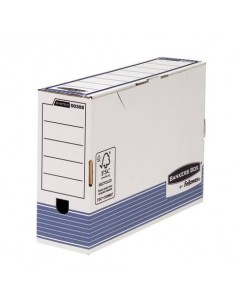 Scatole archivio BANKERS BOX Box System Legal 36,6x25,8 cm dorso 10 cm 0030801